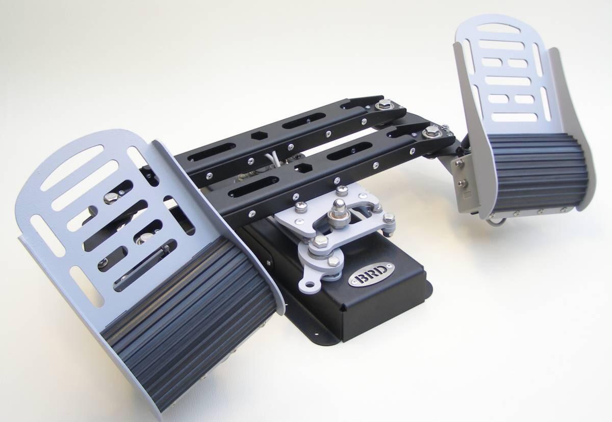Rudder pedals  ? - Hardware & Tech Questions - Mudspike Forums